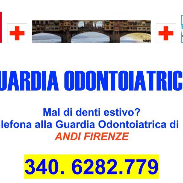 Servizio di Guardia Odontoiatrica di ANDI Firenze