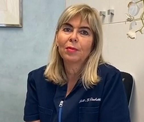 L'invito di Gabriella Ciabattini ad aderire alla campagna di vaccinazione