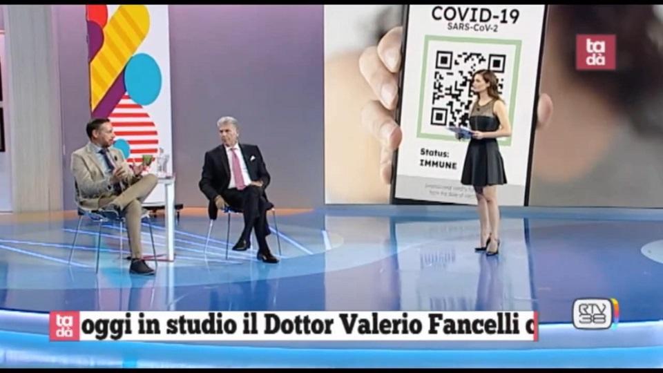 A Tadà si parla di sicurezza e prevenzione con il Presidente di ANDI Firenze, Valerio Fancelli